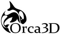 Orca3D Logo