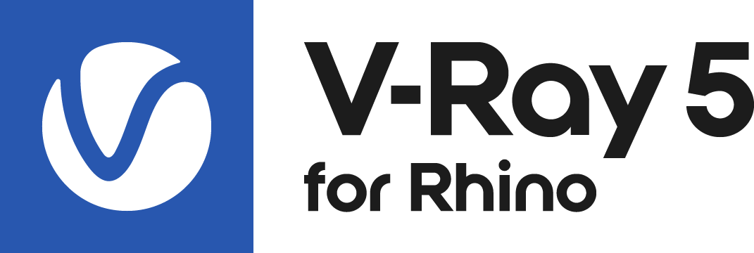 V-ray Logo groß